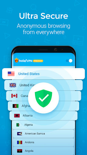 Download Hola Premium VPN Proxy for android 5 1 1