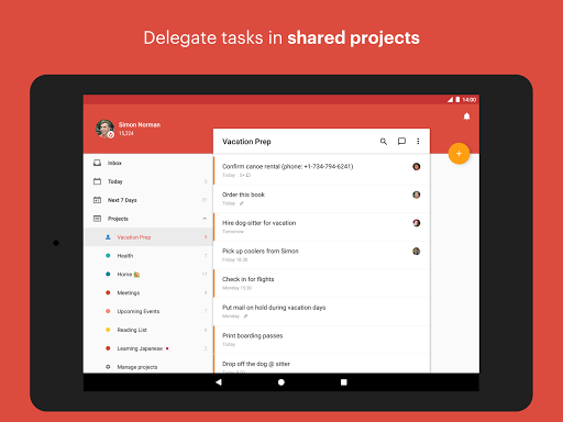 Download Todoist: To-Do List, Task List for android 4 4 2