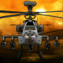 icon Combat helicopter 3D flight