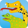 icon Frogs and a SnakeKids Story