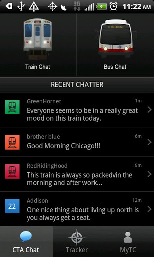 Download TransitChatter - CTA Tracker for android 4 2