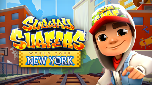 Download Subway Surfers for android 2 3 5