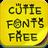 icon Cutie Fonts 1.2