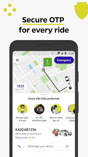 Ola cabs - Book taxi in India