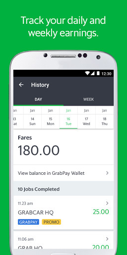 Download Grab Driver for android 5 1 1