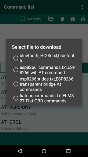 Free download Bluetooth USB WIFI Terminal APK for Android