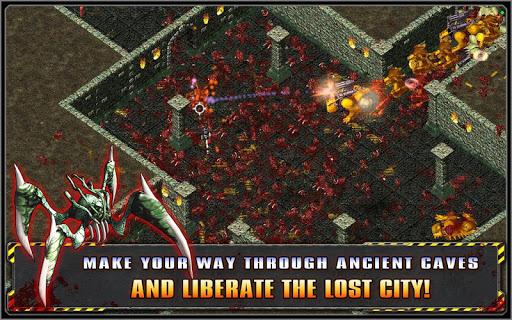 Alien Shooter - Lost City