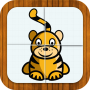 icon Animal puzzle for toddlers