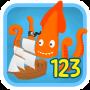 icon Pirate fun 123