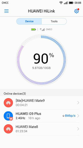 Download Huawei HiLink (Mobile WiFi) for android 6 0 1
