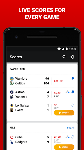 Download ESPN for android 4 4 2