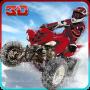 icon Quad ATV Snow Mobile Rider Sim