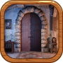 icon Escape Game Abandoned Vintage