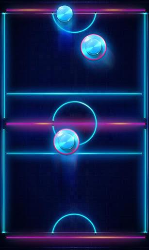 Air Hockey Glow 2