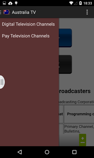 Download Australia TV Channels for android 5 1 1