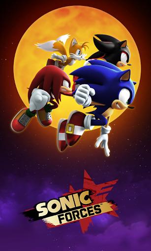 sonic forces speed battle mod apk unlimited money