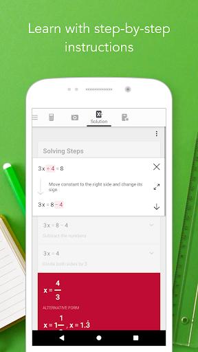 Скачать Photomath 6.10.1 для Android   512x288