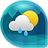 icon Weather & Clock Widget 6.2.6.7