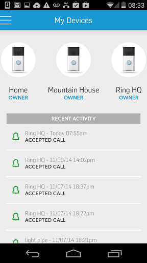 Download Ring - Always Home for android 4 2 2