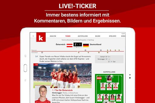 Download Kicker Fussball Bundesliga For Android 4 4 2