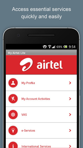 Download My Airtel for android 4 2 2
