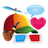 icon Aviary Default Stickers 1.0