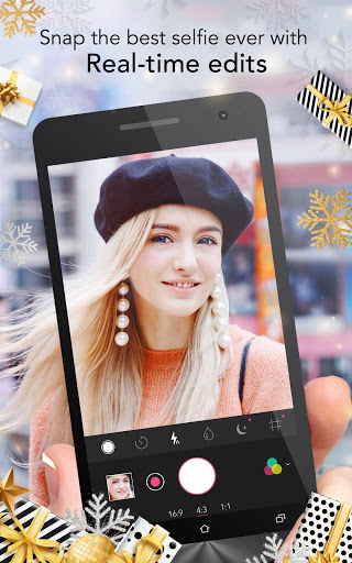 Free download YouCam Perfect - Photo Editor APK for Android