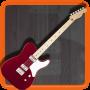 icon Electric Guitar Simulator