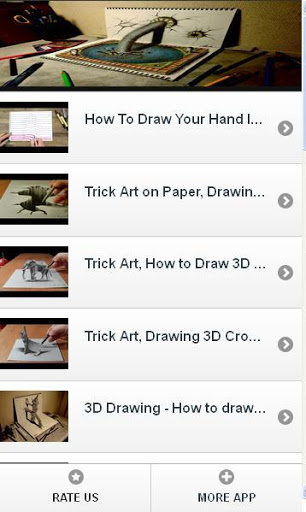 How To Draw 3D