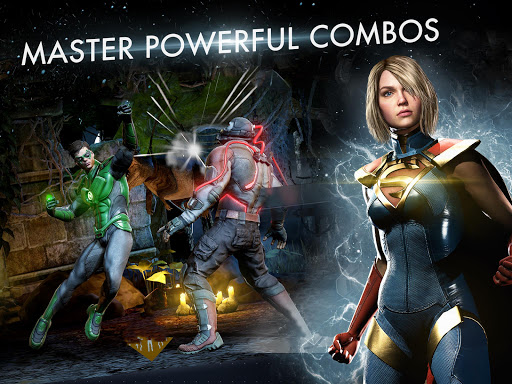 Download Injustice 2 for android 4 4 2