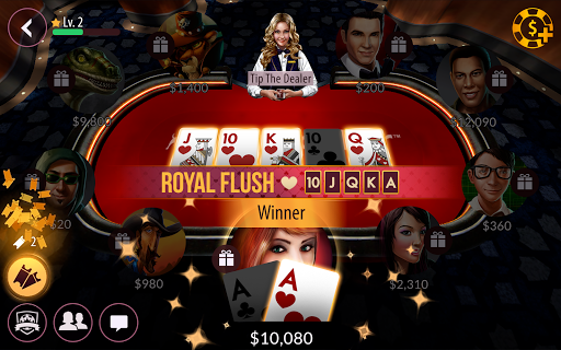 Free Download Zynga Poker Texas Holdem Apk For Android