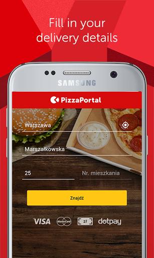PizzaPortal - Takeaway Food