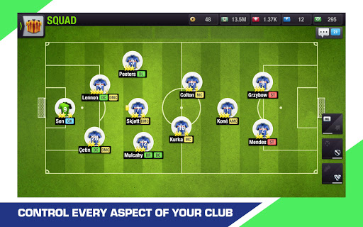 Top Eleven Be a Soccer Manager
