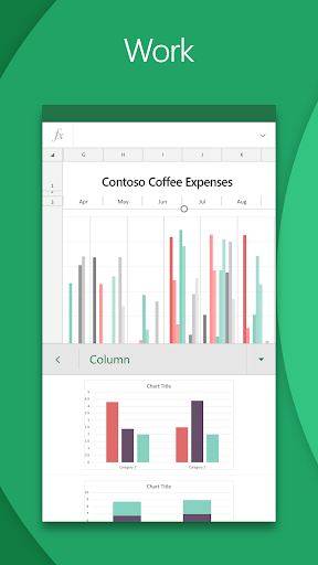 Download Microsoft Excel for android 2 3 3