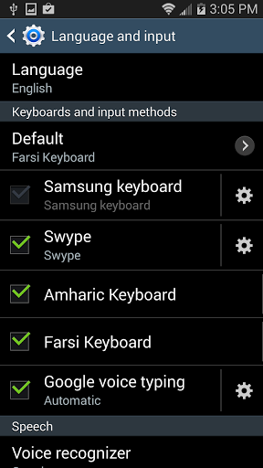 download keyboard for android 2.3
