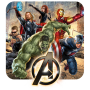 icon Marvel Avengers Live Wallpaper