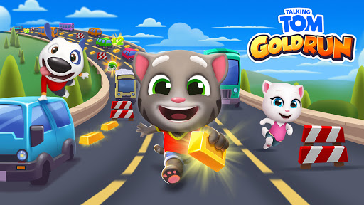 Talking Tom Gold Run: Fun Game
