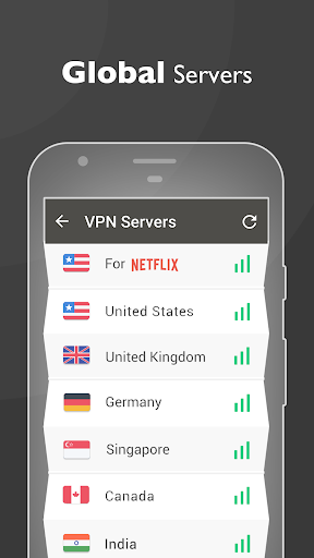 Download VPN Proxy Master - free unblock & security VPN for android 5 0