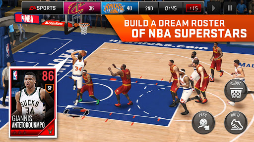 Download NBA LIVE Mobile Basketball for android 4 4 2
