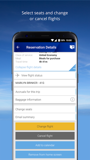 Download United Airlines for android 4 4 4