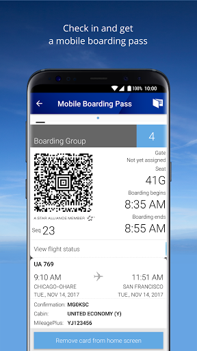 Download United Airlines for android 6 0 1