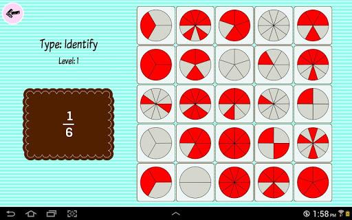 Fraction Bingo (Lite)