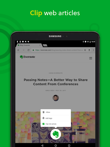 Download Evernote - stay organized  for android 4 4 2