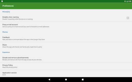 Download SMS Forwarder for android 4 0