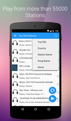 Download World FM Radio for android 7 1 2