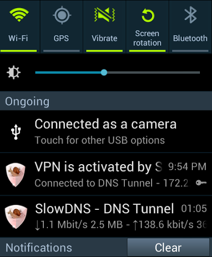 Download VPN Over DNS Tunnel : SlowDNS for android 8 0