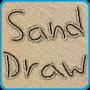 icon Sand Draw: Beach Creativity, Artistic and Exotic Art