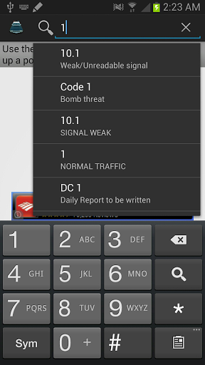 Download Police Scanner Radio Codes for android 4 4 4