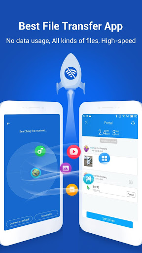 Download Shareit Transfer Share For Android 4 1 2