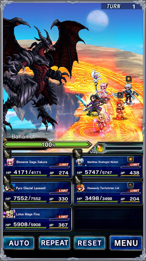 Download FINAL FANTASY BRAVE EXVIUS for android 4 4 4